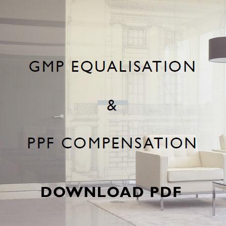GMP Equalisation & PPF Compensation
